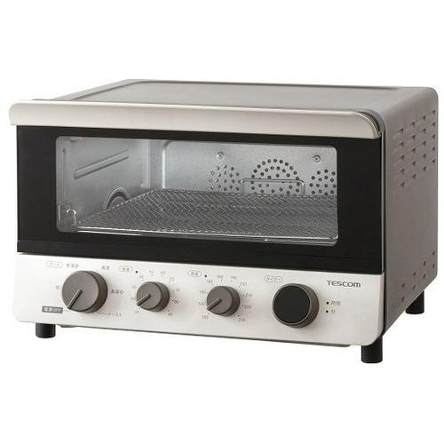 テスコム 低温コンベクションオーブントースター 1200W 4枚焼き TSF601C