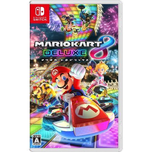 マリオカート8 デラックス Nintendo Switch HAC-P-AABPA